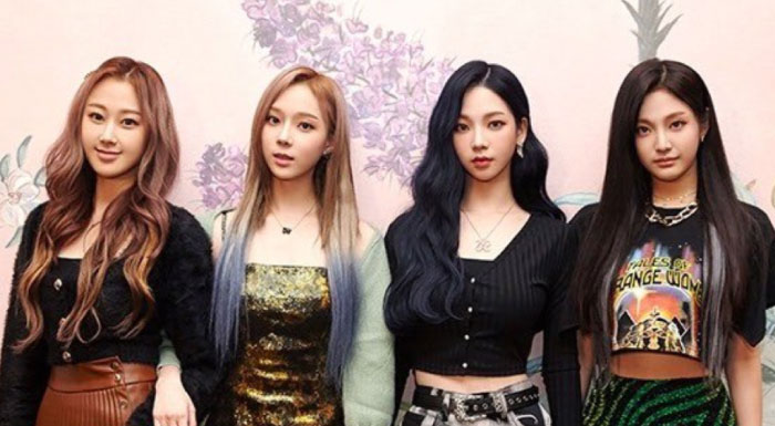 【韓流】新人女性グループ「aespa」の新曲がBTSを抑えて1位!