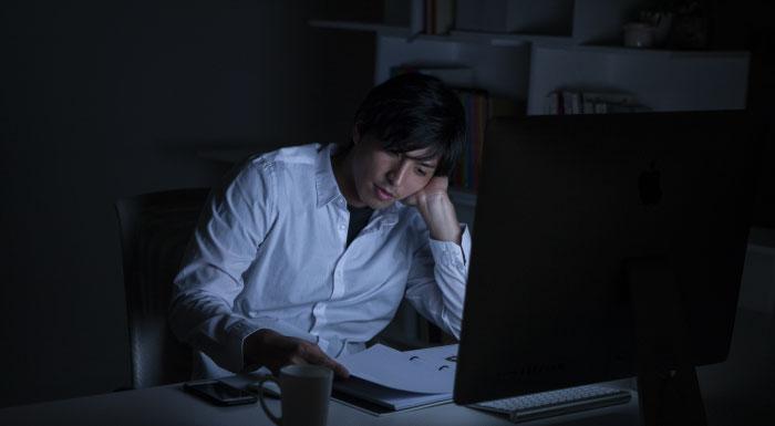 恐怖の残業月200時間。ブラック企業社員の1週間