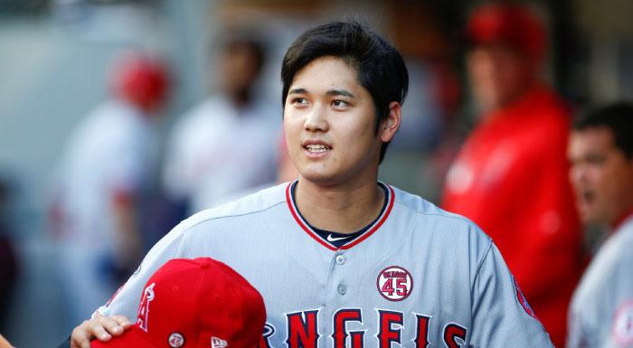 【MLB】大谷翔平、初の粘着物質検査にも笑顔で対応