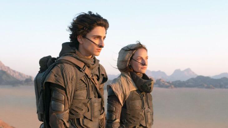 映画『DUNE デューン 砂の惑星』の日本版予告が公開